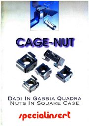 Cage Nut