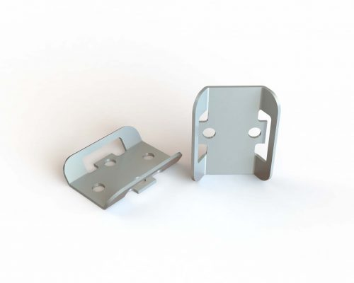 Cable tie plates